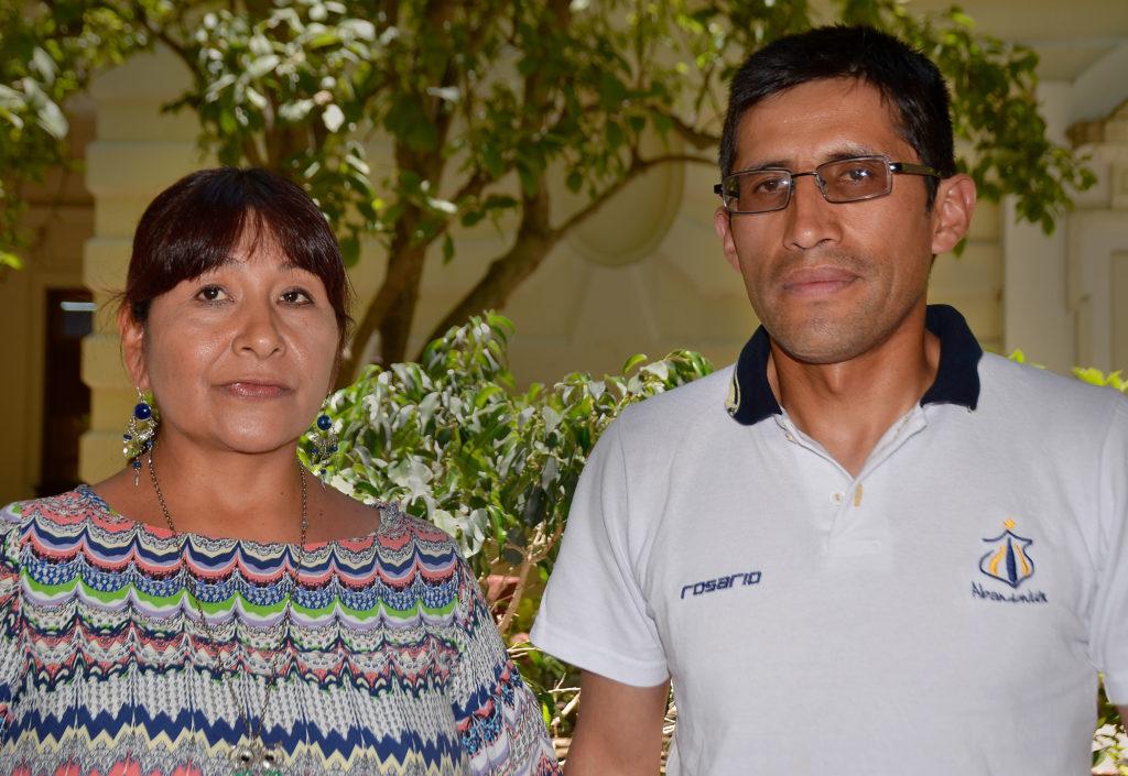 Profesor Walter Armella, Maria Gutierrez, Olimpiadas veraniegas en Abra Pampa