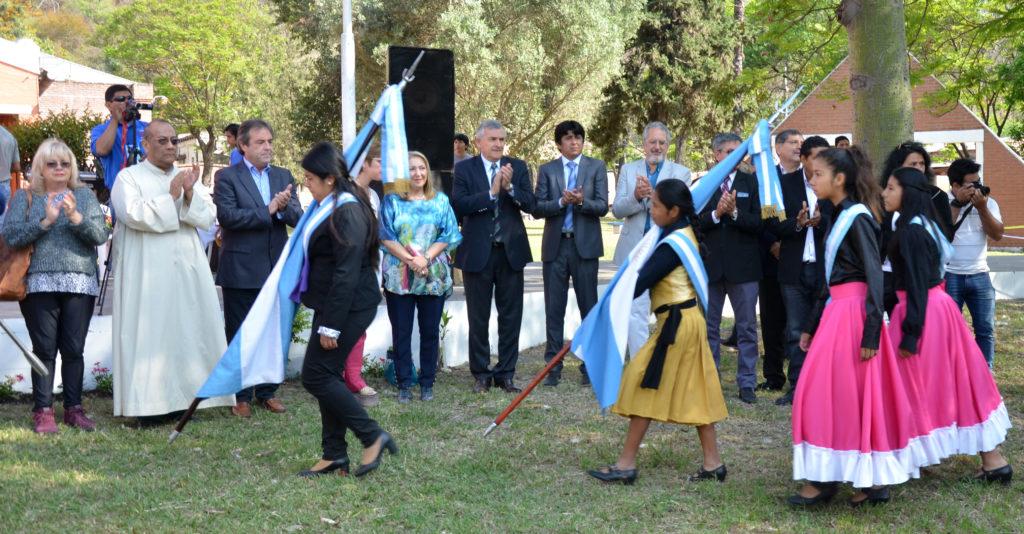 Fiestas Patronales en La Mendieta